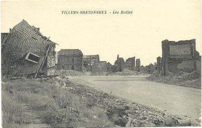 Rencontre villers bretonneux